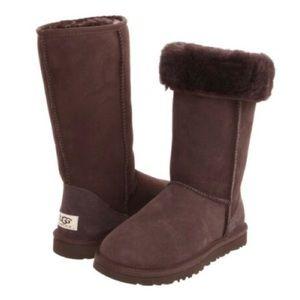 EUC Classic Chocolate Ugg Boots